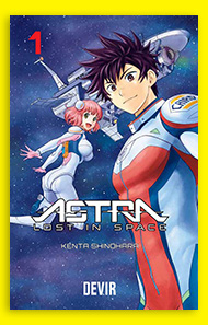 Astra Lost in Space Vol. 01
