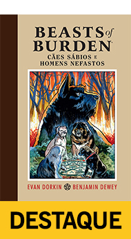 Beasts Of Burden: Rituais Animais Vol 2
