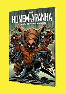 Homem Aranha: A Origem do Duende Macabro