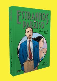 Estranhos no Paraíso Vol 05 -O Amanhã Hoje