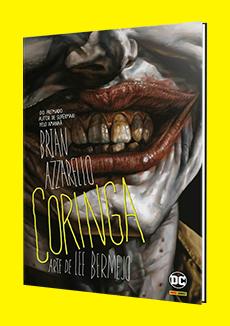 Coringa - Brian Azzarello (Capa Dura)