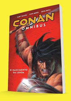 Conan Omnibus Vol. 1