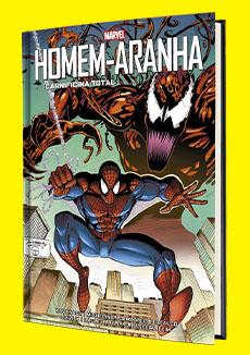 Homem Aranha: Carnificina Total Marvel Vintage