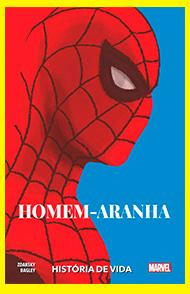 Homem-Aranha História de Vida