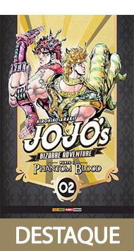 Jojo's Bizarre Adventure - Parte 1 volume 02