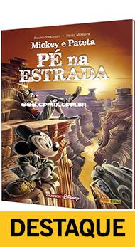 Mickey e Pateta: Pé na Estrada