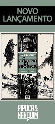 Relatório de Brodeck - Volume Único