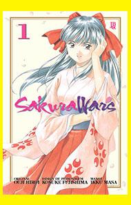 Sakura Wars Trig nº 01