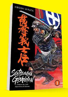 Satsuma Gishiden Crônicas dos Leais Guerreiros de Satsuma Vol 1