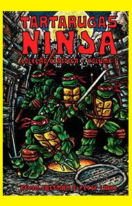 Tartarugas Ninja Coleção Clássica Vol. 1
