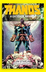Thanos A Entidade Infinita