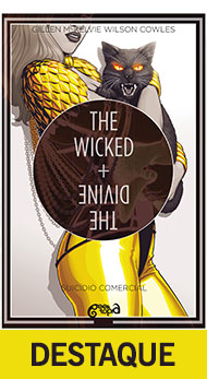 The Wicked + The Divine - Suicídio Comercial – VOL 3