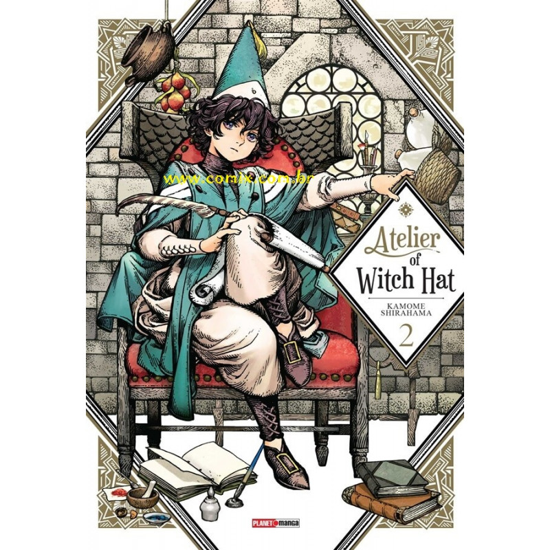 Atelier of Witch Hat nº 2