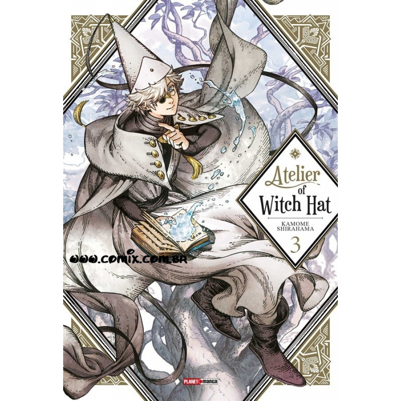 Atelier of Witch Hat nº 3