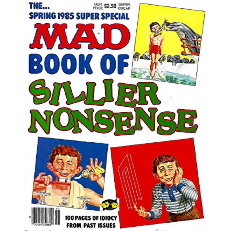 MAD Magazine: Spring 1985 Super Special Book of Silliest Nonsense