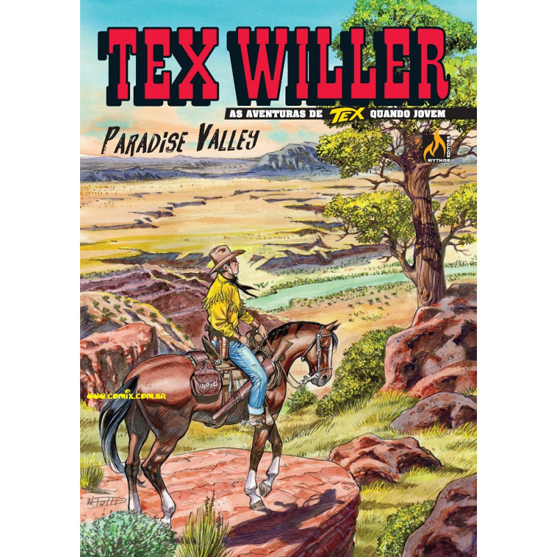 Tex Willer nº 14