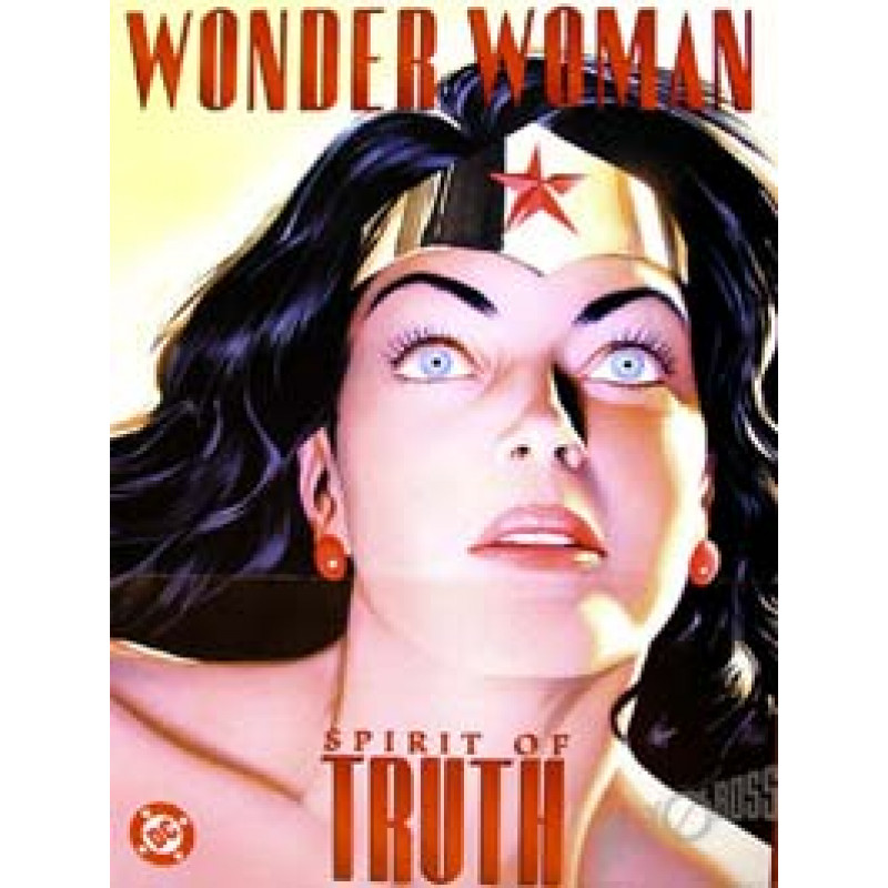 Wonder Woman - Spirit of Truth