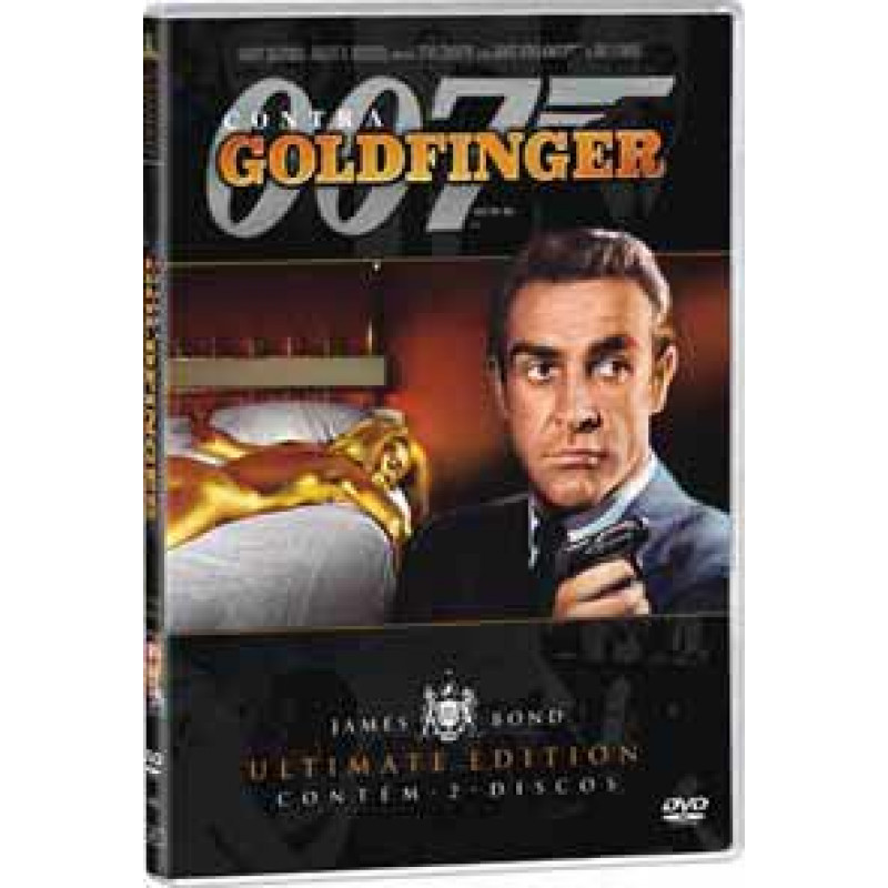 DVD 007 - Contra Goldfinger