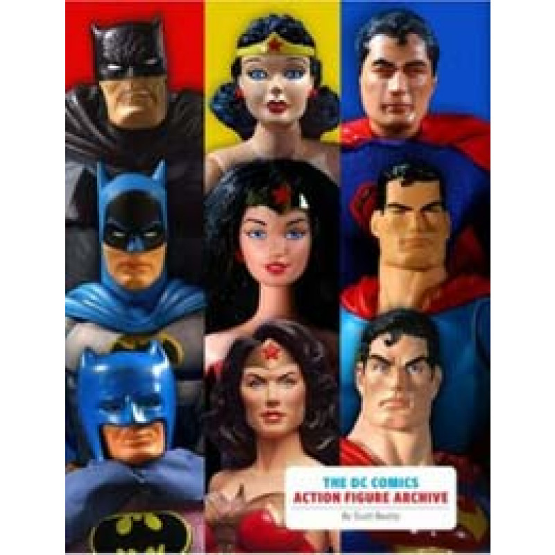 The DC Action Figure Archive