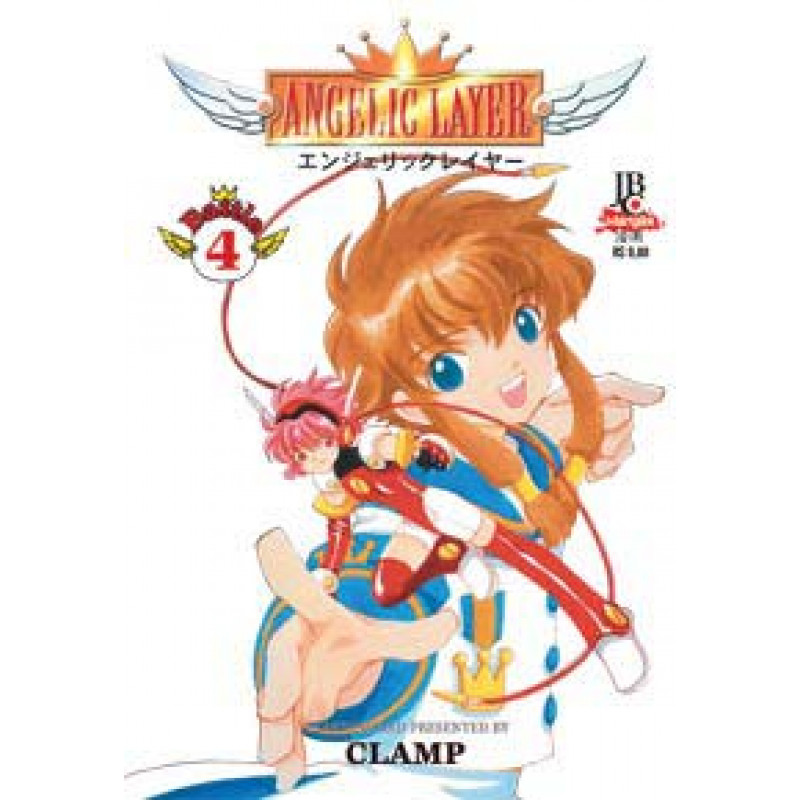 Angelic Layer n° 4