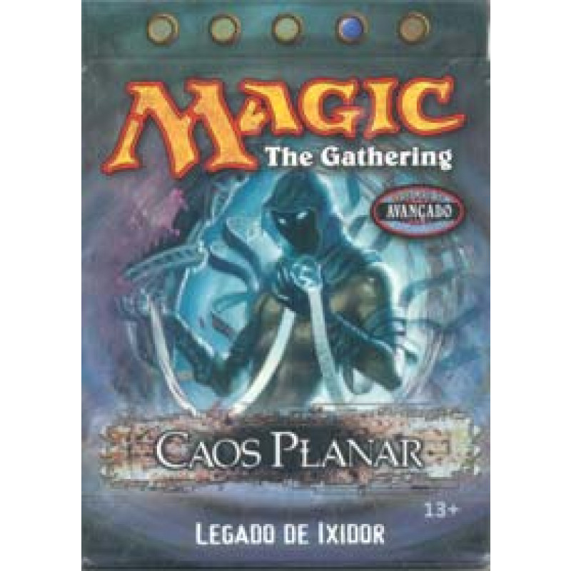 Deck Magic Caos Planar - Legado de Ixidor