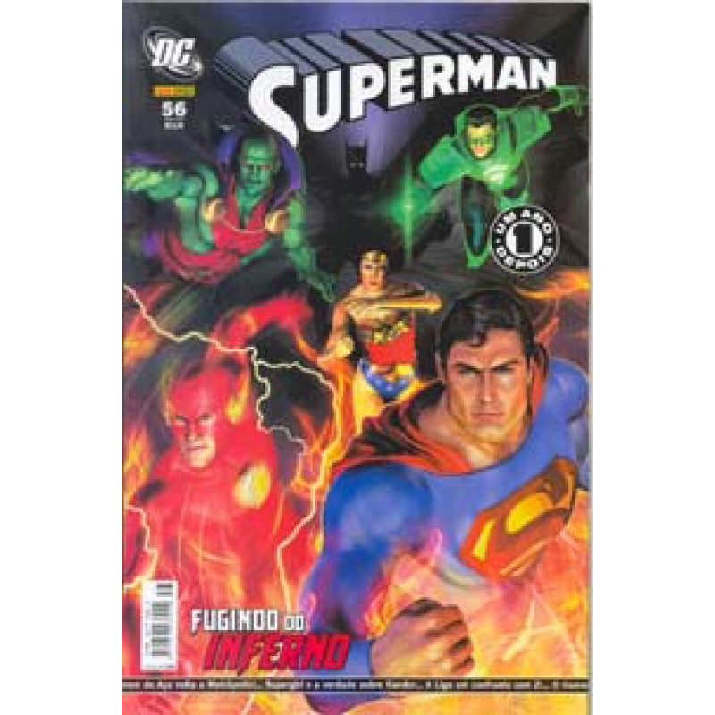 Superman nº 56