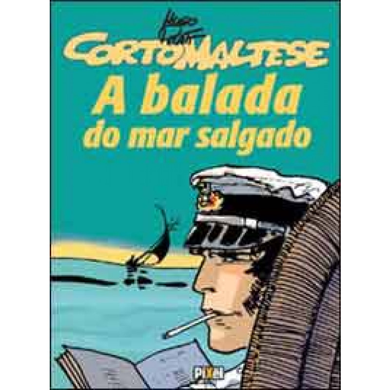 Corto Maltese Vol.01 - A Balada do Mar Salgado