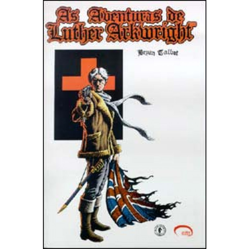 As aventuras de Luther Arkwright nº01