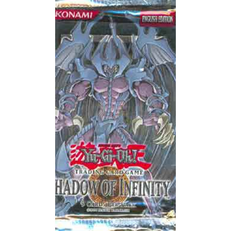 Booster Yu-Gi-Oh - Shadow of Infinity