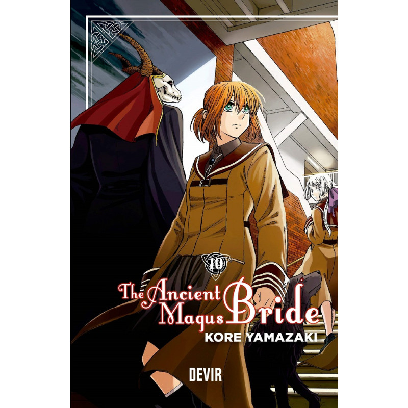 The Ancient Magus Bride Volume 10