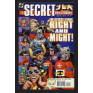 Secret JLA. Files and Origins nº 2. The Justice League:Right and Might!