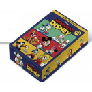 Box Quadrinhos Aventuras Disney Ed 00 a 04 - 5 volumes