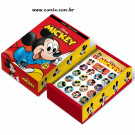 Box Quadrinhos Disney Mickey Ed 00 a 04 - 5 volumes
