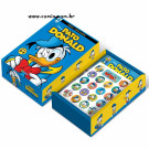 Box Quadrinhos Disney Donald Ed 00 a 04 - 5 volumes