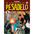 Dylan Dog : Almanaque Do Pesadelo Nº 01