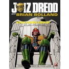 Judge Dredd Por Brian Bolland
