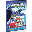 DVD Batman - Os Bravos e Destemidos - vol. 1