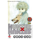 Hunter X Hunter nº 17