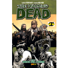 The Walking Dead nº 19 Marcha Para A Guerra  (Panini)