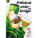 Arakawa Under The Bridge nº 05