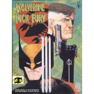 Graphic Novel 20 Wolverine Nick Fury