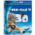 Blu-Ray A Era do Gelo 4 (3D)