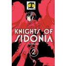 Knights of Sidonia nº 02