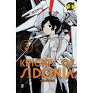 Knights of Sidonia nº 03