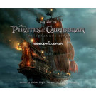The Art of Pirates of the Caribbean (Inglês) Capa Dura
