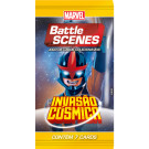 Booster Marvel Battle Scenes - Invasão Cósmica