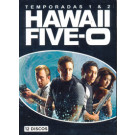 DVD Box Hawaii Five-O - Temporadas 1 e 2