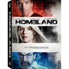DVD Homeland (As 3 Temporadas Completas)