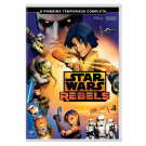 DVD Star Wars Rebels - 1ª Temporada Completa
