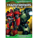 DVD Transformers Prime - Primeira Temporada Volume 04